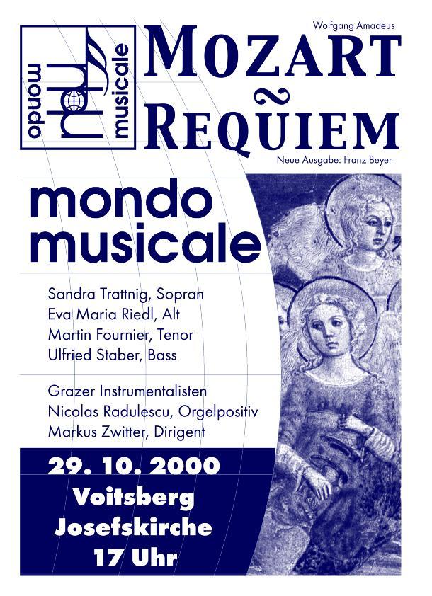 Mozartrequiem 2000